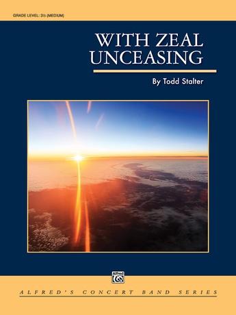 With Zeal Unceasing: Oboe -