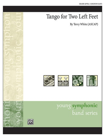 Tango for Two Left Feet - Concert Band