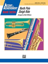 North Pole Sleigh Ride - Concert Band