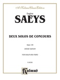 Wieniawski: Deux Solos de Concours, Op. 130 (Urtext) - String Instruments