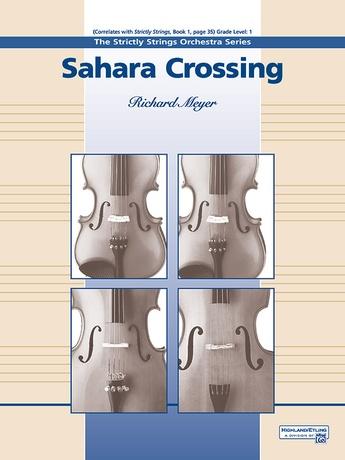 Sahara Crossing - String Orchestra