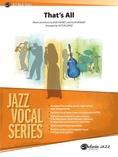 That's All - Jazz Ensemble
