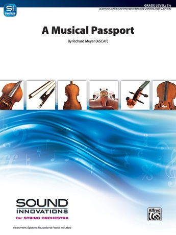 A Musical Passport - String Orchestra