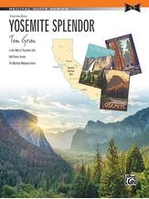 Yosemite Splendor - Piano Suite - Piano