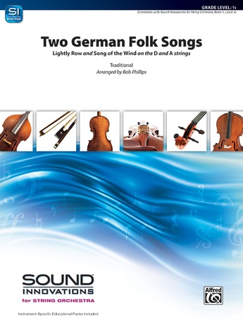 Two German Folk Songs - String Orchestra