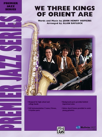 We Three Kings of Orient Are - Jazz Ensemble