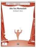 Alto Sax Marmalade - Concert Band