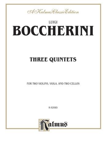 Three Quintets - String Quintet