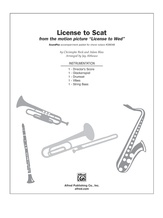 License to Scat (from the motion picture License to Wed) - Choral Pax