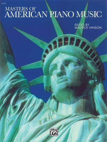 Masters of American Piano Music - Piano