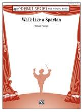 Walk Like a Spartan - Concert Band