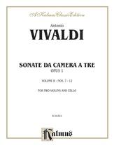 Vivaldi: Sonatas da Camera a Tre (Book II, Nos. 7-12) - String Ensemble