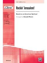 Rockin' Jerusalem - Choral