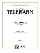 Telemann: Trio Sonata in C Major - Mixed Ensembles