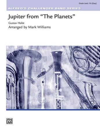 "Jupiter from ""The Planets"" - Concert Band"