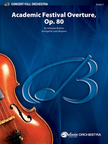 Academic Festival Overture, Op. 80 - Full Orchestra