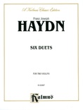 Haydn: Six Duets - String Ensemble