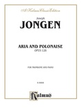 Jongen: Aria and Polonaise, Op. 128 - Brass
