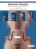 Homage March (from the incidental music to Sigurd Jorsalfar) - String Orchestra