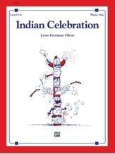 Indian Celebration - Piano