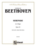 Beethoven: Serenade in D Major, Op. 25 - Mixed Ensembles