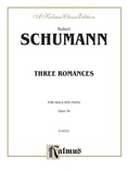 Schumann: Three Romances, Op. 94 - String Instruments