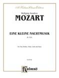 Mozart: Eine Kleine Nachtmusik, K. 525 - String Ensemble