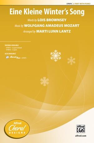 Eine Kleine Winter's Song - Choral