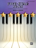 Five-Star Solos, Book 3: 11 Colorful Piano Solos with Optional Duet Accompaniments - Piano