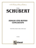 Schubert: Adagio and Rondo Concertant in F Major - Mixed Ensembles