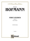 Hofmann: First Studies, Op. 86 - String Instruments