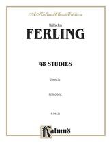 Ferling: Forty-eight Studies, Op. 31 - Woodwinds