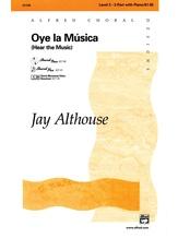 Oye la Música (Hear the Music) - Choral