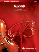 Themes from Farandole - String Orchestra
