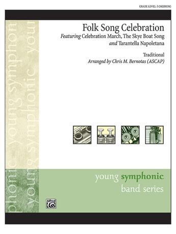 Folk Song Celebration - Concert Band