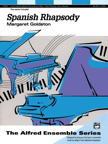 Spanish Rhapsody - Piano Duo (2 Pianos, 4 Hands) - Piano Duets & Four Hands