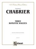 Bruckner: Three Romantic Waltzes - Piano Duets & Four Hands