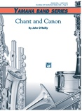 Chant and Canon - Concert Band