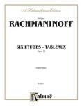 Rachmaninoff: Etudes Tableaux, Op. 33 - Piano