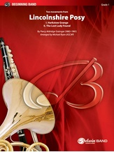 Lincolnshire Posy - Concert Band