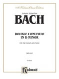 Bach: Double Concerto in D Minor - String Ensemble