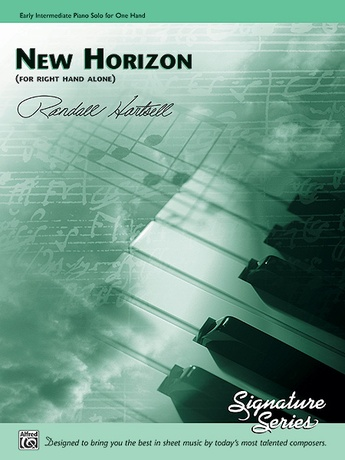 New Horizon (for right hand alone) - Piano Solo - Piano