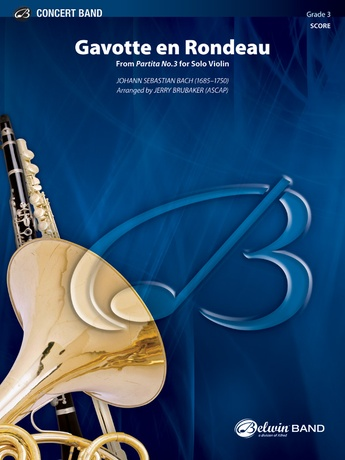 Gavotte en Rondeau - Concert Band