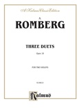 Romberg: Three Duets, Op. 18 - String Ensemble