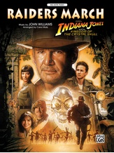 """Raiders March (from """"Indiana Jones and the Kingdom of the Crystal Skull"""") - Big Note Piano"""