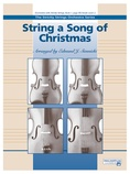 String a Song of Christmas - String Orchestra