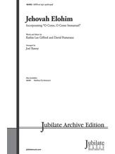 Jehovah Elohim - Choral