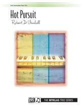 Hot Pursuit - Piano Trio (1 Piano, 6 Hands) - Piano