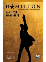 Hamilton Highlights - Choral