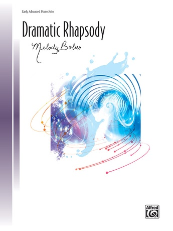 Dramatic Rhapsody - Piano Solo - Piano